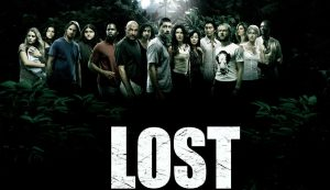 ostrvo u seriji, Lost, tv series, poster